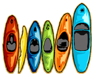 Logo of Leaning Kayaks